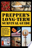 Prepper s Long Term Survival Guide