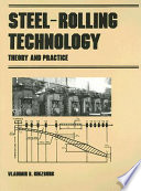 Steel-Rolling Technology Pdf/ePub eBook
