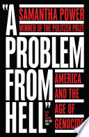 download ebook a problem from hell: america and the age of genocide pdf epub