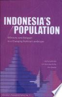 Indonesia S Population