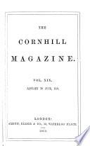 THE CORNHILL MAGAZINE VOLXIX