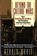 Beyond The Culture Wars book