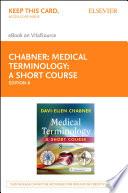 Medical Terminology A Short Course E Book