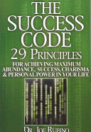 The Success Code Book 1