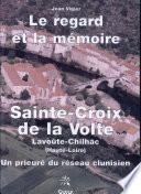 Odilon et le monastère bénédictin Saint-Croix de la Volte