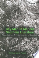 Gay Men in Modern Southern Literature