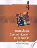 Module 4: Intercultural Communication for Business