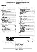 Cornell Instructional Materials Catalog