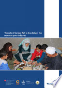 The role of farmed fish in the diets of the resource poor in Egypt