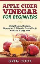 download ebook apple cider vinegar for beginners pdf epub