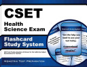 Cset Health Science Exam Flashcard Study System