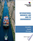 international-business-law-and-its-environment