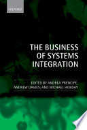 The Business Of Systems Integration : a key factor in the...
