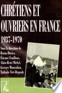 Chrétiens et ouvriers en France