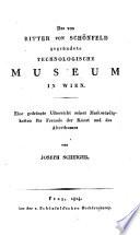 Das technologische Museum in Wien