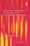 download ebook consumer protection in the age of the \'information economy\' pdf epub