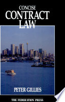 Concise Contract Law