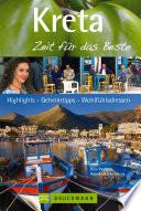 Reiseführer Kreta - Zeit für das Beste