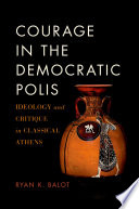 Courage In The Democratic Polis book