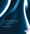Law  Lawyers and Race