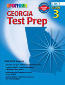 Spectrum Georgia Test Prep  Grade 3