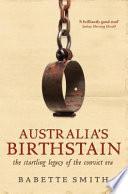 Australia s Birthstain
