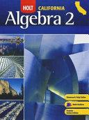 holt-california-algebra-2