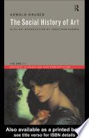 Social History of Art  Volume 3