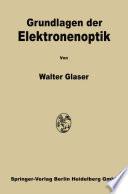 Grundlagen der Elektronenoptik