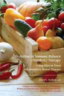 Nutrition in Immune Balance  NIMBAL  Therapy
