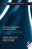 Famines in European Economic History