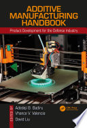 Additive Manufacturing Handbook
