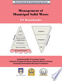 Management Of Municipal Solid Waste book