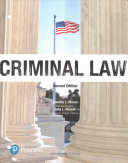 Criminal Law  Justice Series    Student Value Edition