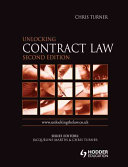 Unlocking Contract Law Second Edition