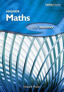 Higher Maths Grade Booster