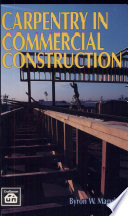 Carpentry in Commercial Construction