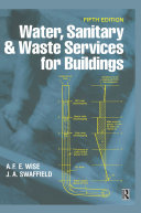 Water, Sanitary and Waste Services for Buildings