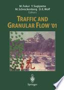 Traffic and Granular Flow    01