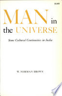 Man in the Universe
