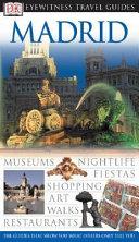 DK Eyewitness Travel Guides Madrid