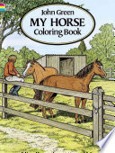 My Horse Coloring Book