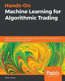 Hands On Machine Learning For Algorithmic Trading