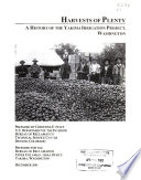 Harvest of Plenty Book PDF