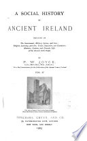 A Social History of Ancient Ireland