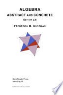 Algebra  Abstract and Concrete  edition 2 6