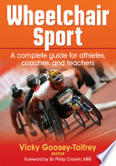 Wheelchair Sport book