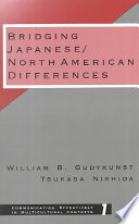 Bridging Japanese North American Differences