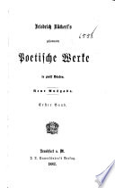 2  Bd  Lyrische Gedichte