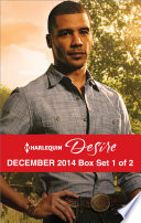 Harlequin Desire December 2014   Box Set 1 of 2